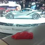 FT1 at LA auto show